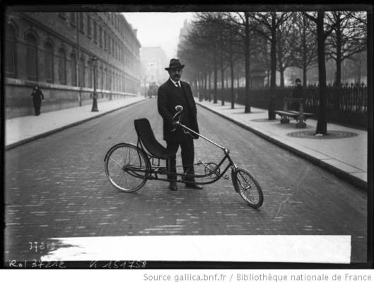 Agence Rol, Cycle Confortas, 1914, Gallica/BnF