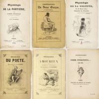 Paris au XIXe siècle: les physiologies