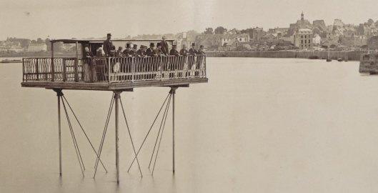 Pont roulant de Saint-Malo, vers 1875-1885, BNF/Gallica