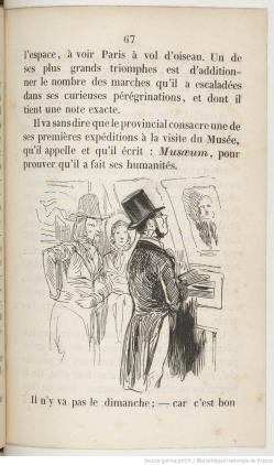 Physiologie du provincial à Paris, p.67