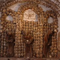 Rome - Cimetière des Capucins
