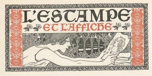 Vignette de l'estampe et l'affiche, 1897, Gallica/BnF