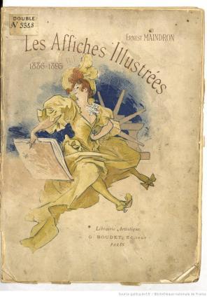Maindron, Ernest, les affiches illustrées, 1896, BnF/Gallica