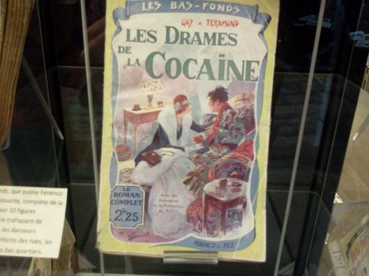 Les drames de la cocaïne