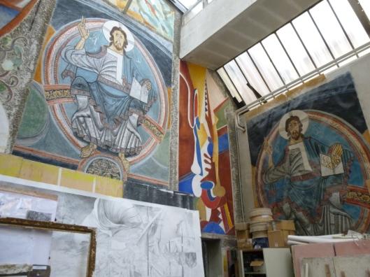 atelier fresque Ecole Beaux-Arts Bennequin (5)