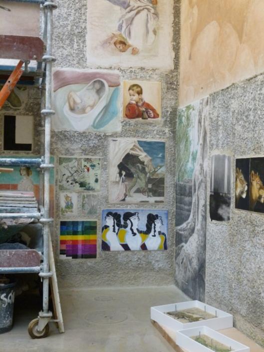 atelier fresque Ecole Beaux-Arts Bennequin (9)