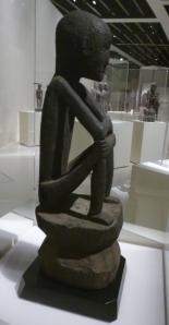 Bulul, Ifugao, bois de nara, XVIe siècle, Musée du Quai Branly