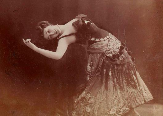 Reutlinger, La Belle Otéro (tome 3), photographie, Gallica/BnF