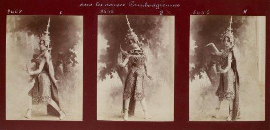 Reutlinger, Cléo de Mérode (tome 6, vue 17), photographie, Gallica/BnF