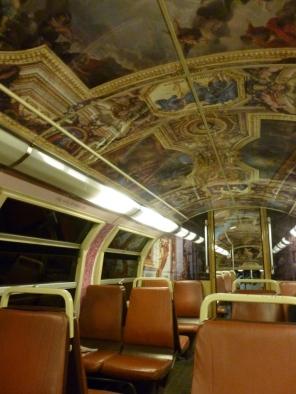 RER C Versailles