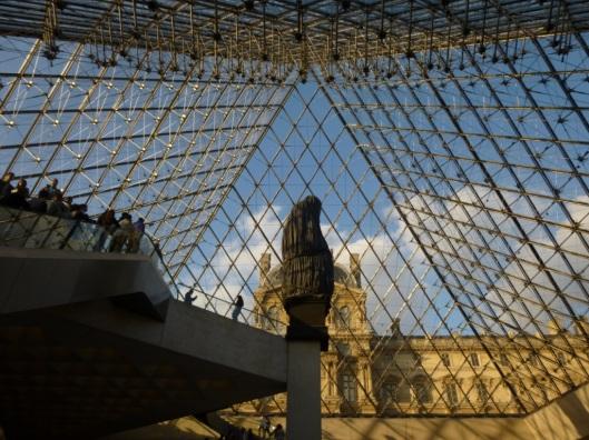 Tutoyer le musée du Louvre