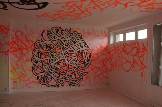 El Seed, Tour 13, 7e étage