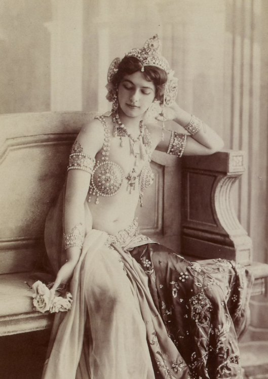 Albums Reutlinger, Mata Hari, volume 39, vue 6