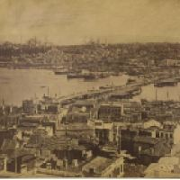 Vues panoramiques sur Istanbul (1875-1895)