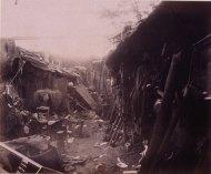 Atget, les zoniers, porte d'ivry, chiffonniers, 1912, Gallica