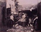 Atget, porte d'asnières, cité Valmy, chiffoniers, 1913, Gallica