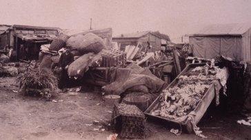 Atget, zone, porte d'ivry, chiffonier, 1912, Gallica