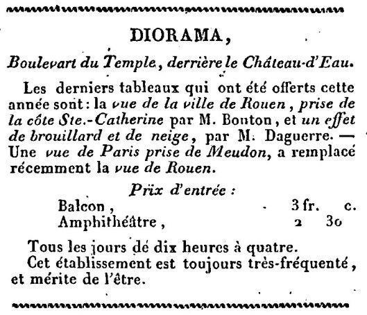Diorama almanach des spectacle 182-