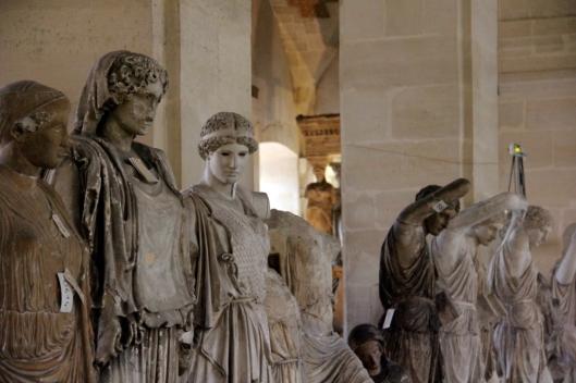 Galerie des moulages Versailles