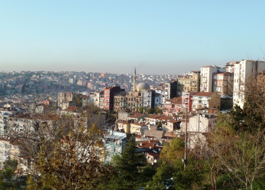Istanbul, hiver 2010