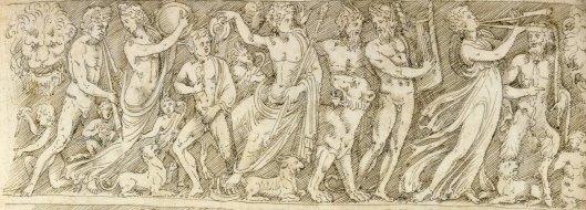 Pierre Jacques, Album de dessins d'après l'antique, exécutés à Rome [vers 1576], vue 154