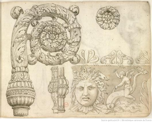 Pierre Jacques, Album de dessins d'après l'antique, exécutés à Rome [vers 1576], vue 18