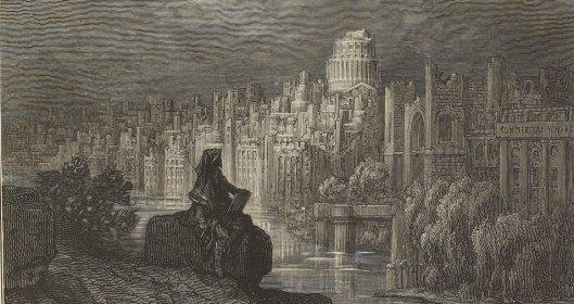 Londres en Ruine, Gustave Doré
