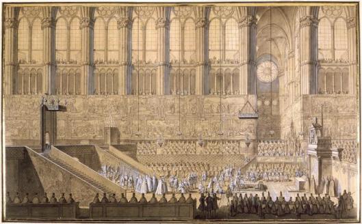 Sainte Ampoule Sacre Reims 1722 Louis XV