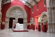 Cité de l'Architecture et du Patrimoine : galerie des moulages