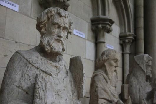 Saint Mathias, Cathédrale de Rouen