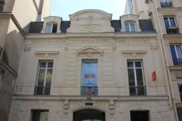 Société des Cendres, Paris