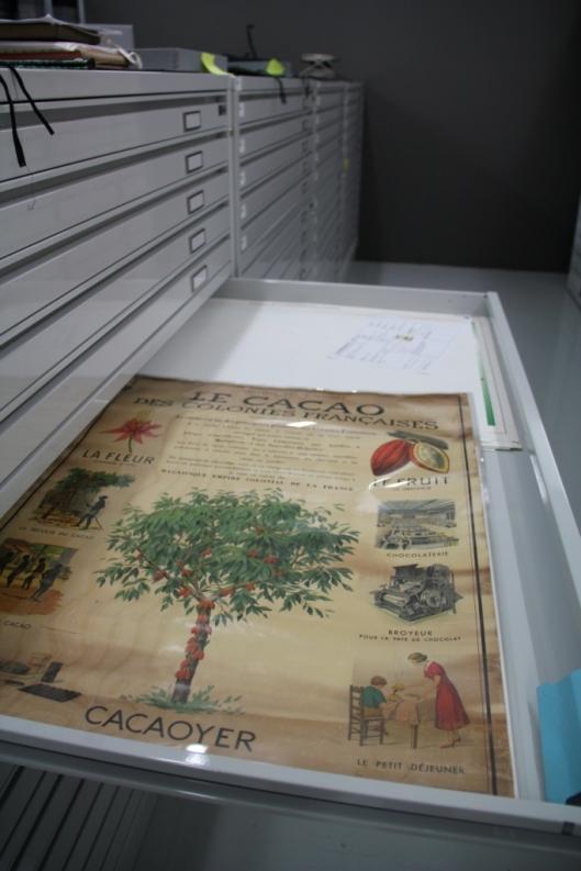 Affiche scolaire, musée national de l'Education, Rouen