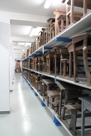 Réserves du musée national de l'Education, Rouen