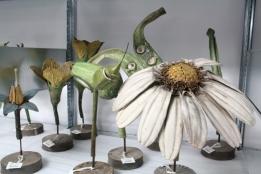Végétaux en papier mâché, Musée national de l'Éducation, Rouen