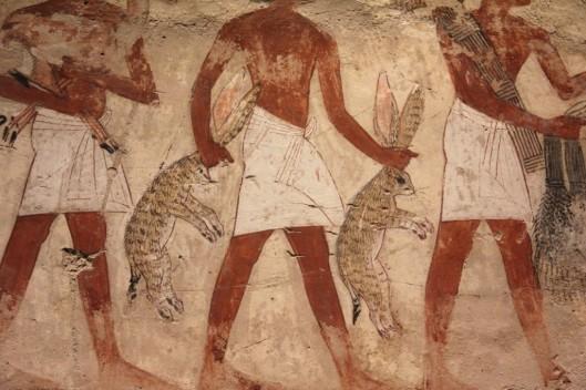 Tombe de Nébamon, vers 1350 avant notre ère, British Museum