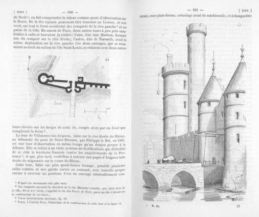 Viollet Le Duc, Dictionnaire raisonné de l'architecture française du XIe au XVIe siècle, tome IX, 1868, INHA